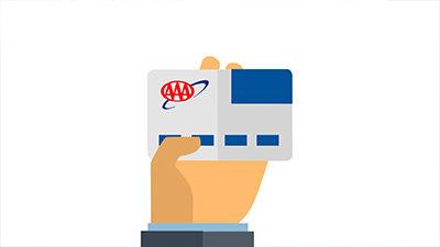 AAA Apple Wallet