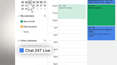 Chat 24/7 Live